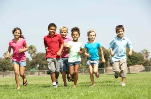 Childs Play – How Much Exercise is Enough for Kids?