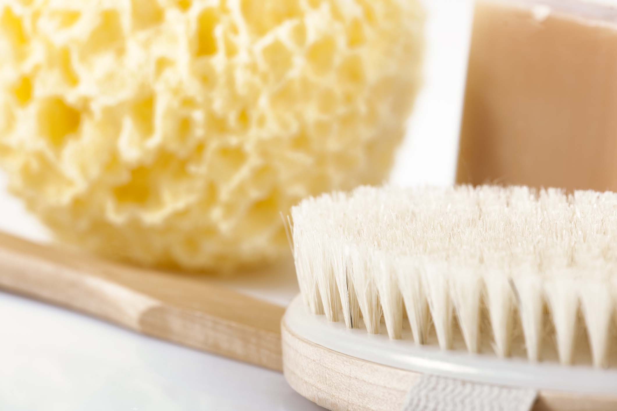 Why you should start dry body brushing today