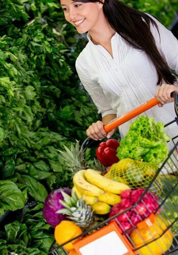 What the Health Experts Buy at the Supermarket
