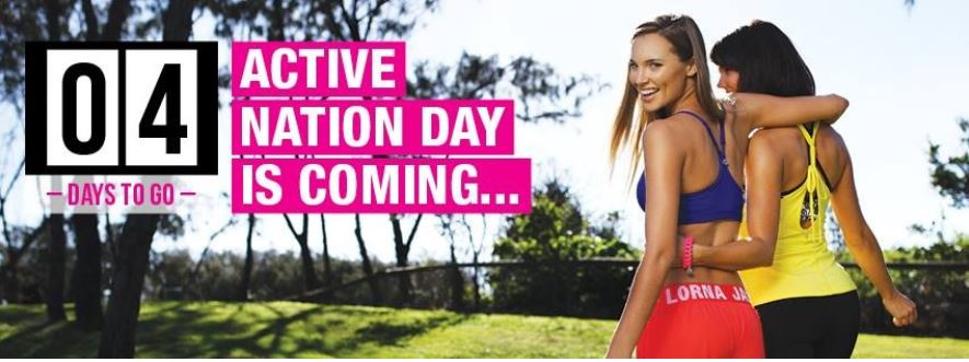 Lorna Jane: Active Nation Day