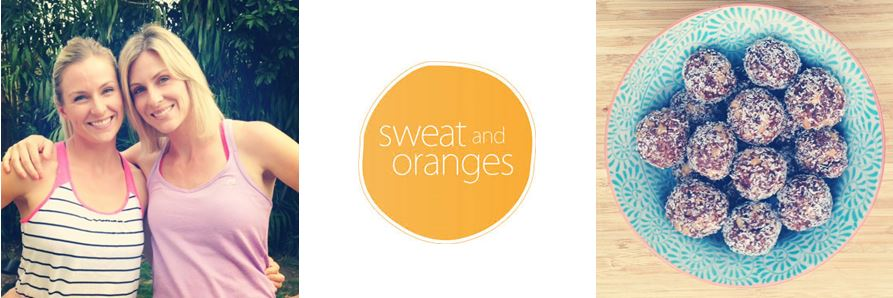 Meet: Katie & Jayne from Sweat and Oranges