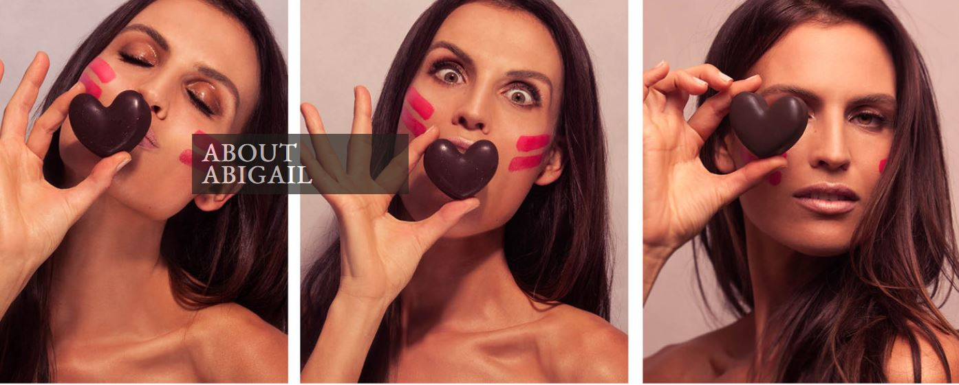 Meet: Abigail O'Neill, author of Model Chocolate