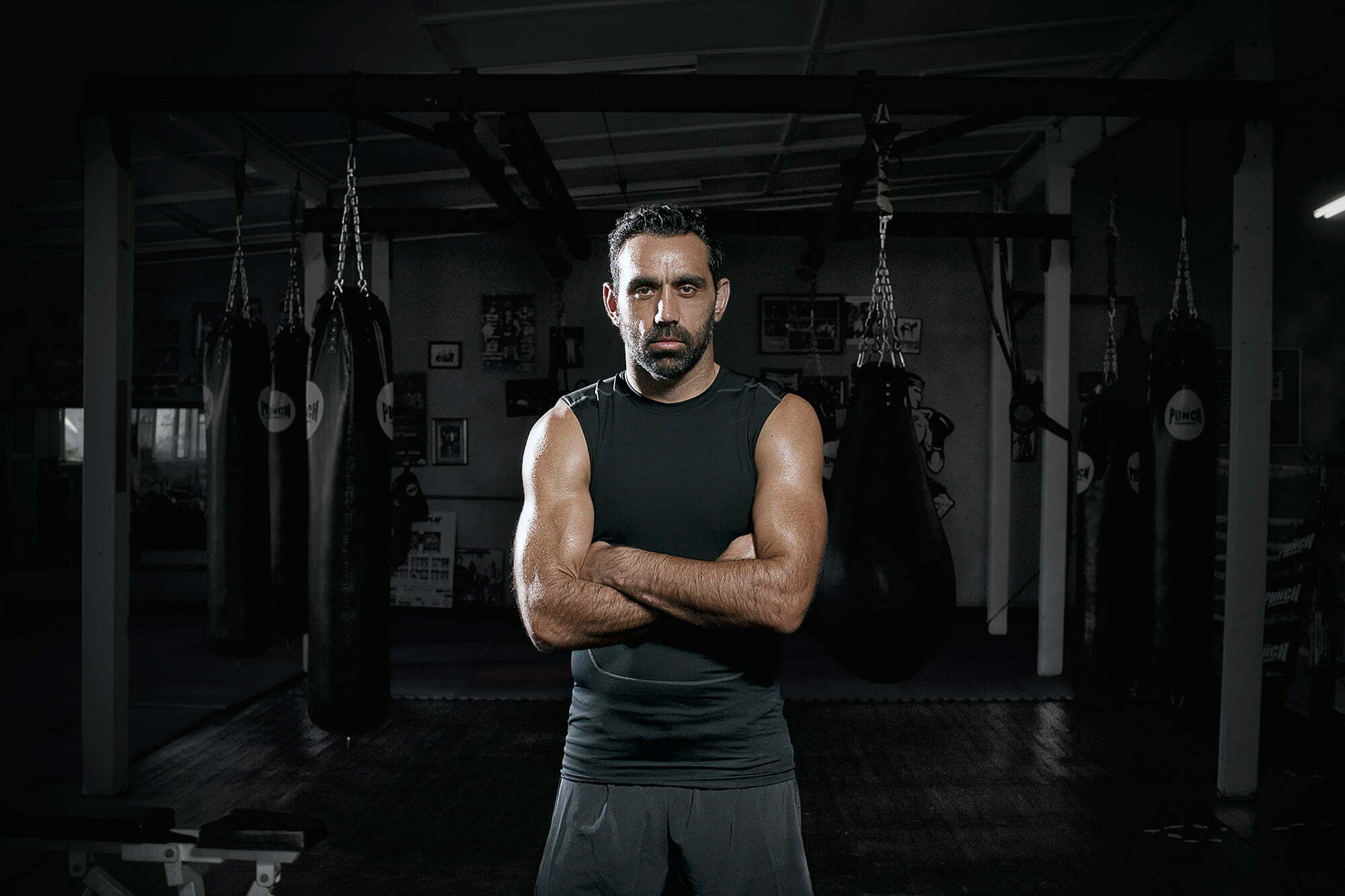 Adam Goodes & the AIS team up with Rexona to help Australians give their goal a game plan