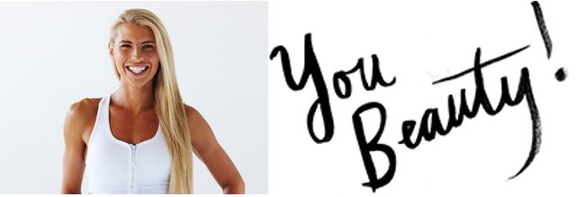MEET: Tiffany Hall, author of You Beauty! and trainer on The Biggest Loser Families