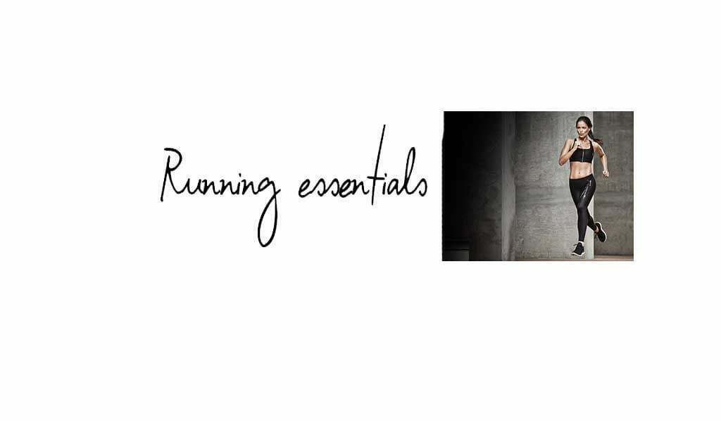 Running Essentials: function meets style