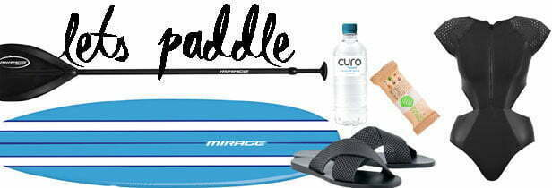Stand-up Paddleboarding 101