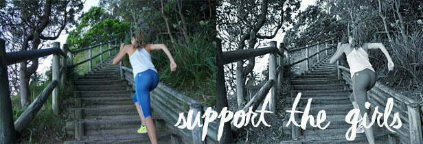 Support The Girls: my comeback as a runner for a good cause