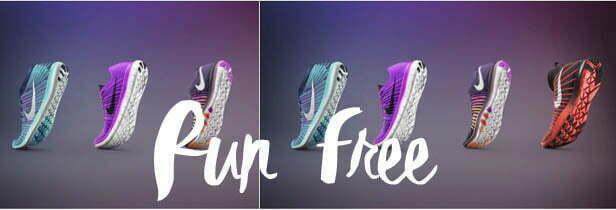 Free your sole…
