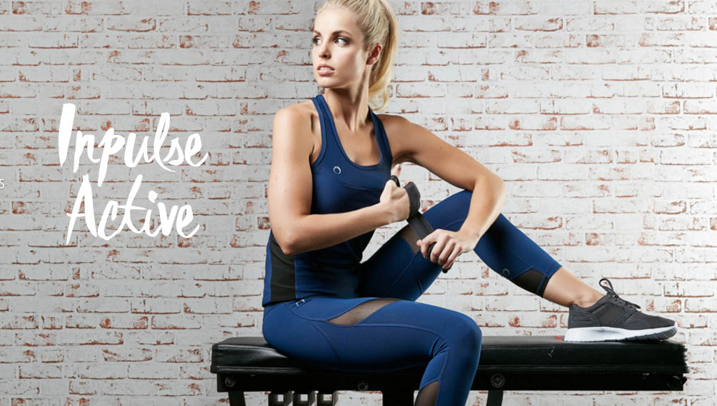 New kid on the active wear block, Inpulse Active