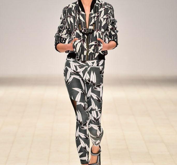 Mercedes-Benz Fashion Week Australia meets Sporteluxe athleisure