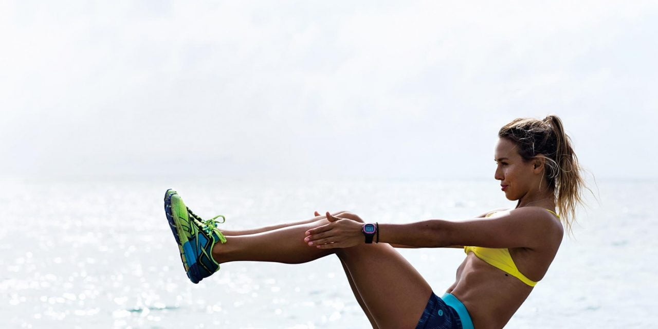 Sally Fitzgibbons Tips for Building the All Australian Beach Body